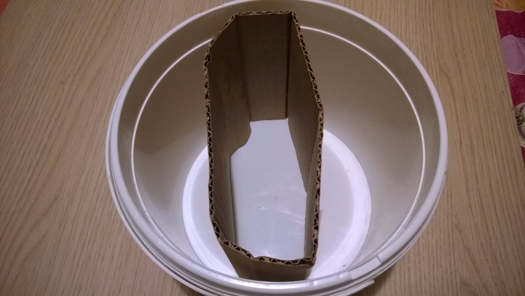 The Bucket Compartments