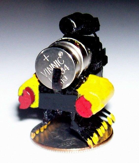 SOCBOT - the Next Generation Vibrobot