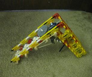 Knex Disc Launcher