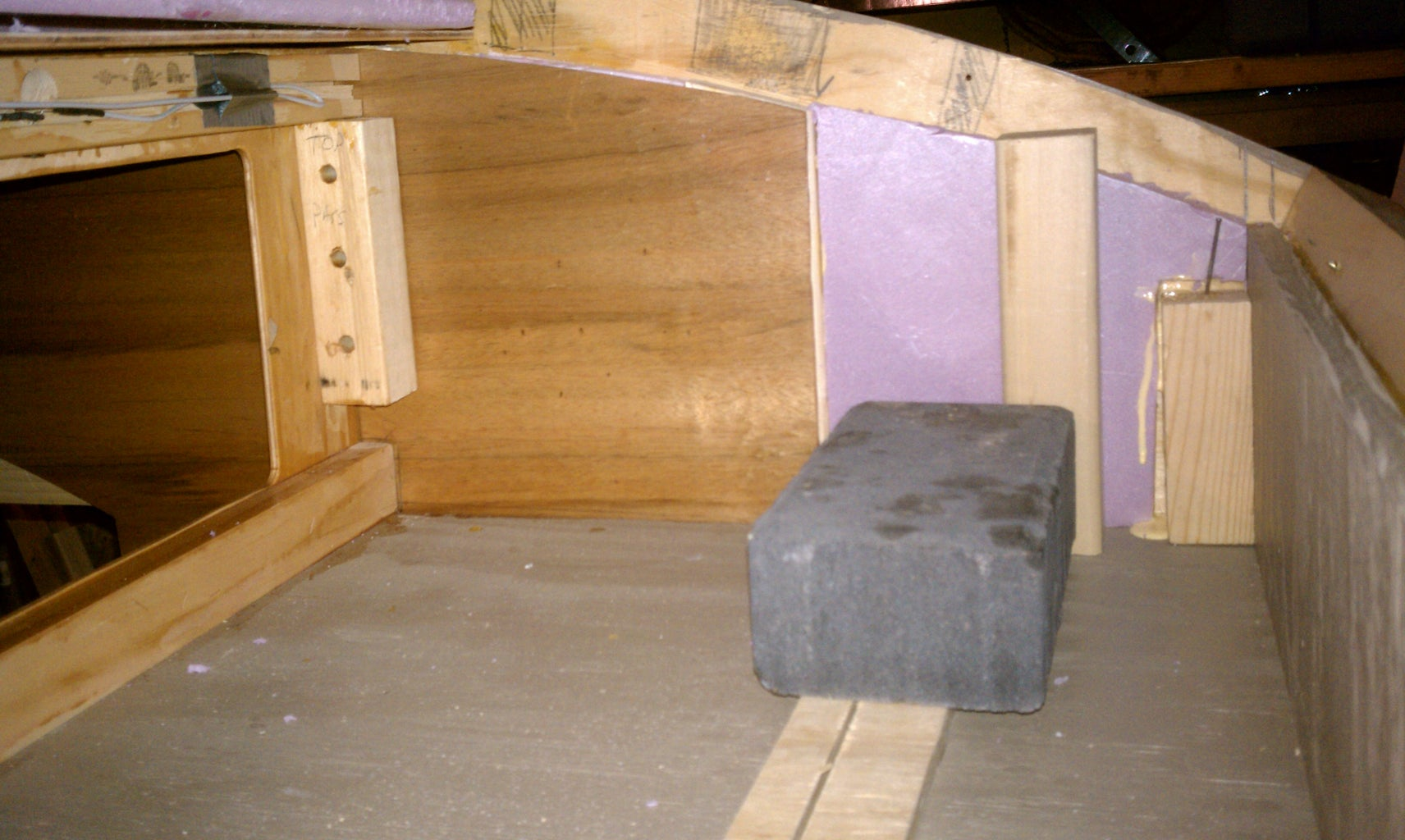 Insulate the Roof