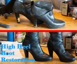 Restore High Heeled Boots