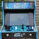 Street Fighter II *Bartop Arcade* With HyperSpin