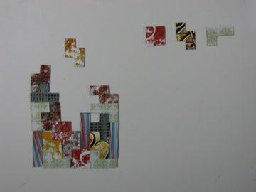 Fridge Magnet Tetris!