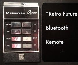 """""""Retro Future"""" Bluetooth Remote"""