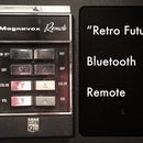 """Retro Future"" Bluetooth Remote"