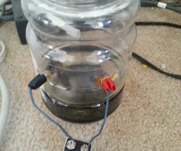 How to Make Sodium Hydroxide