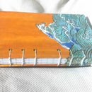 DIY Coptic Stitch Bound Notebook