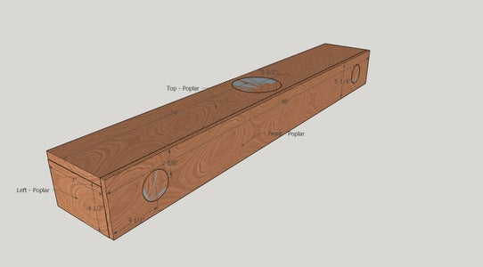 The Speaker Cabinet Design