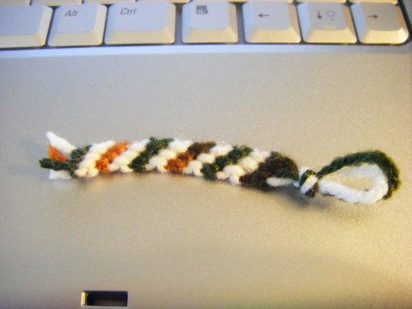 How to Make a Friendship Bracelet or Keychain
