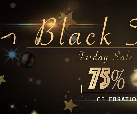 Breaking News! Big Promotion Comes on Black Friday & Thanksgiving Day