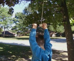 Make a Simple Hand Swing