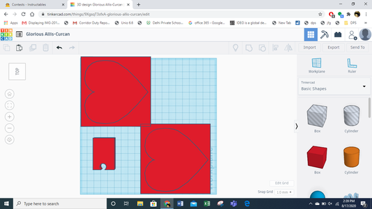 Make Piece for Cutting Jigsaw Pieces