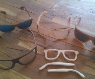Techniques for Making Wooden Glasses DIY
