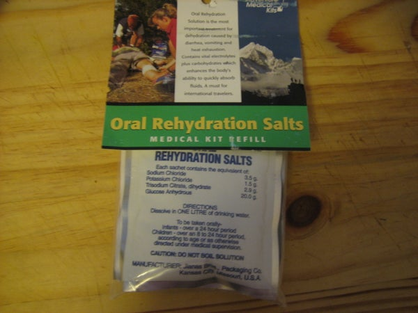 Oral Rehydration Salts (ORS)