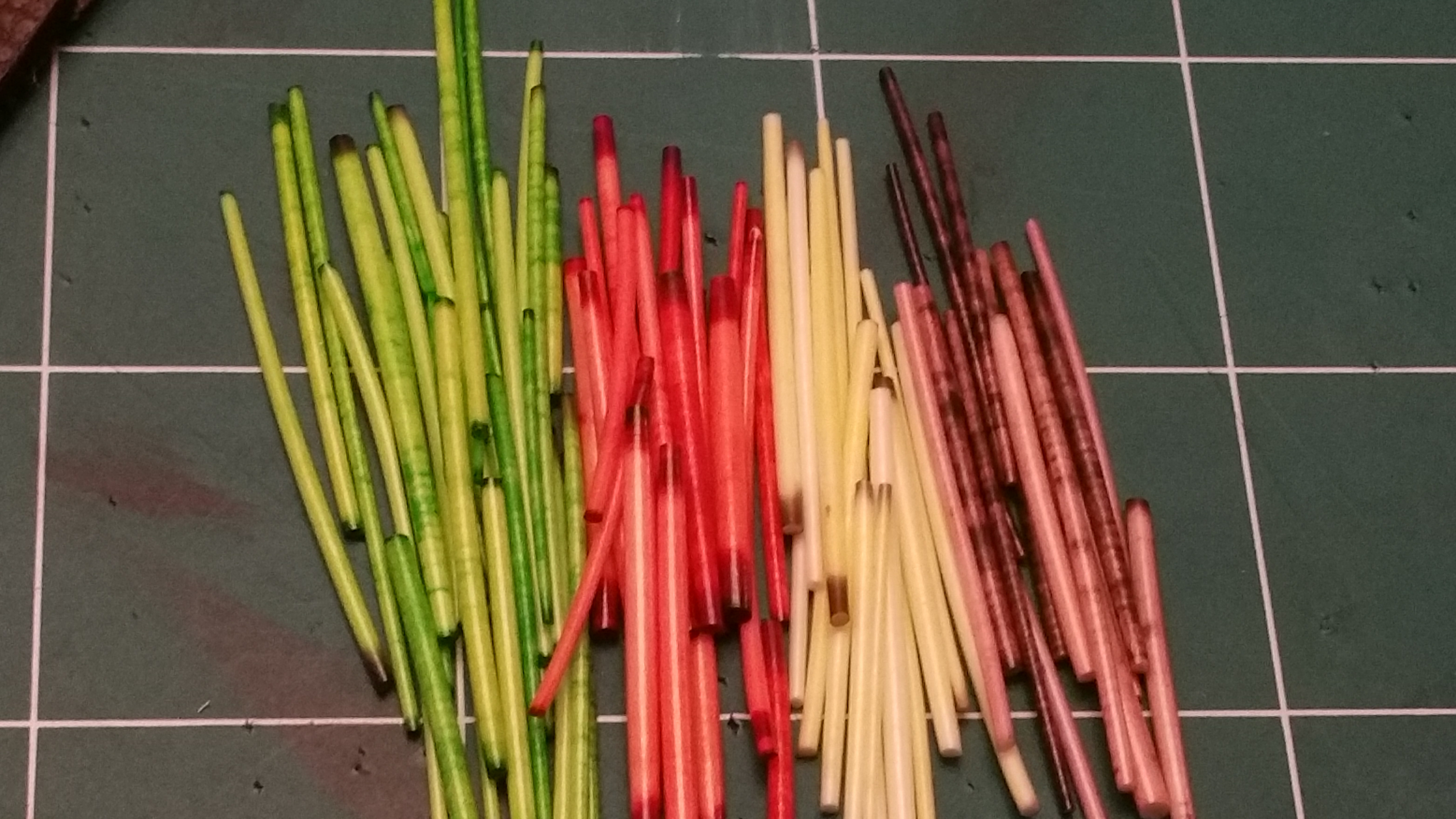 How to Dye Porcupine Quills W/ Kool-Aid