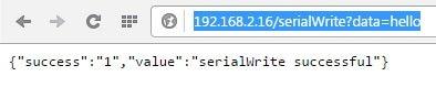 Send Values Over TX (Transmit Line) of Bolt UART