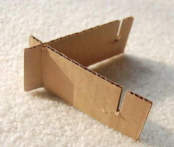 2. Cut Out Each Part of the Ship and Take Note Where Each Part Goes.