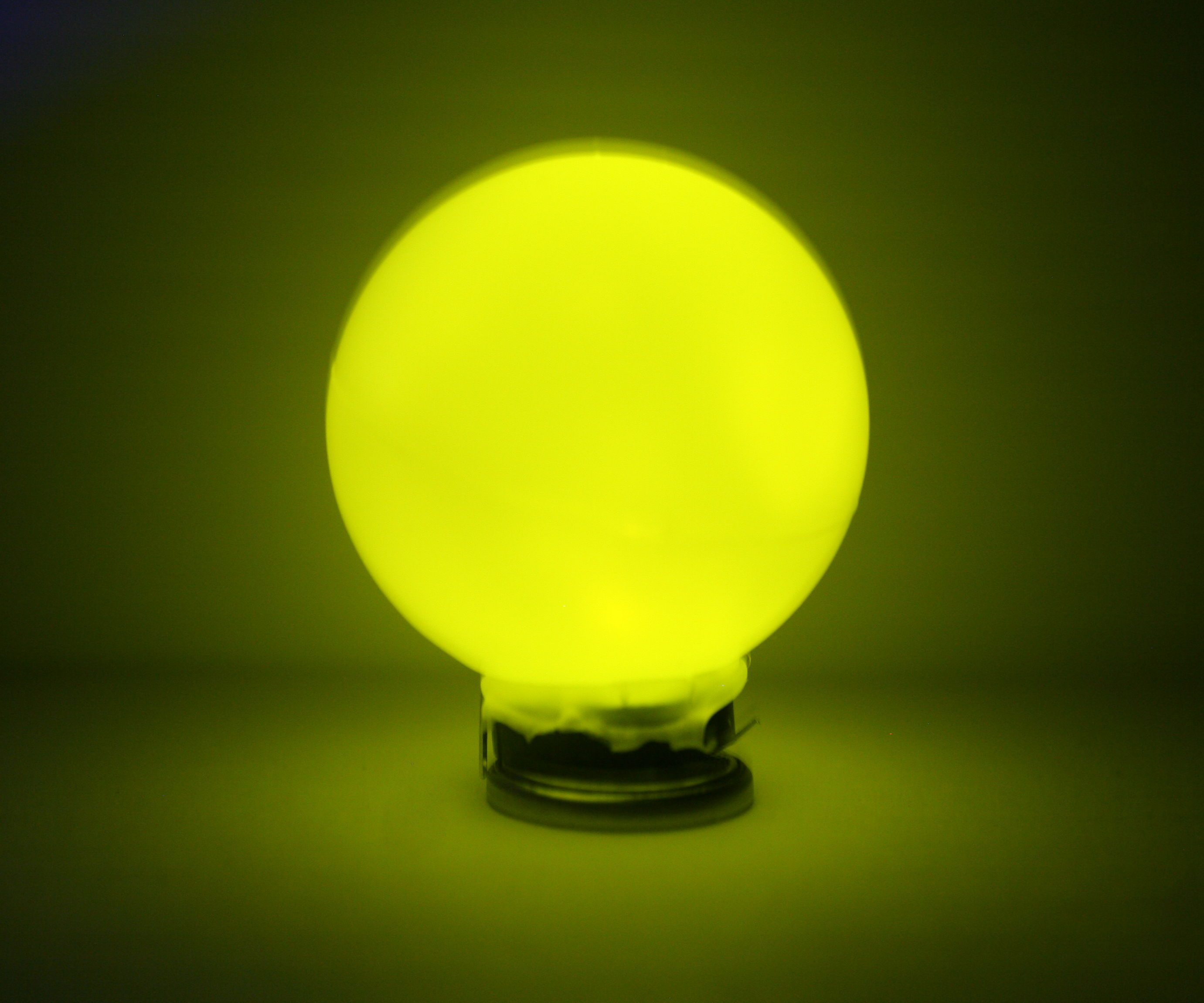 """""""Light Bulb"""" Simple and Easily Made"""