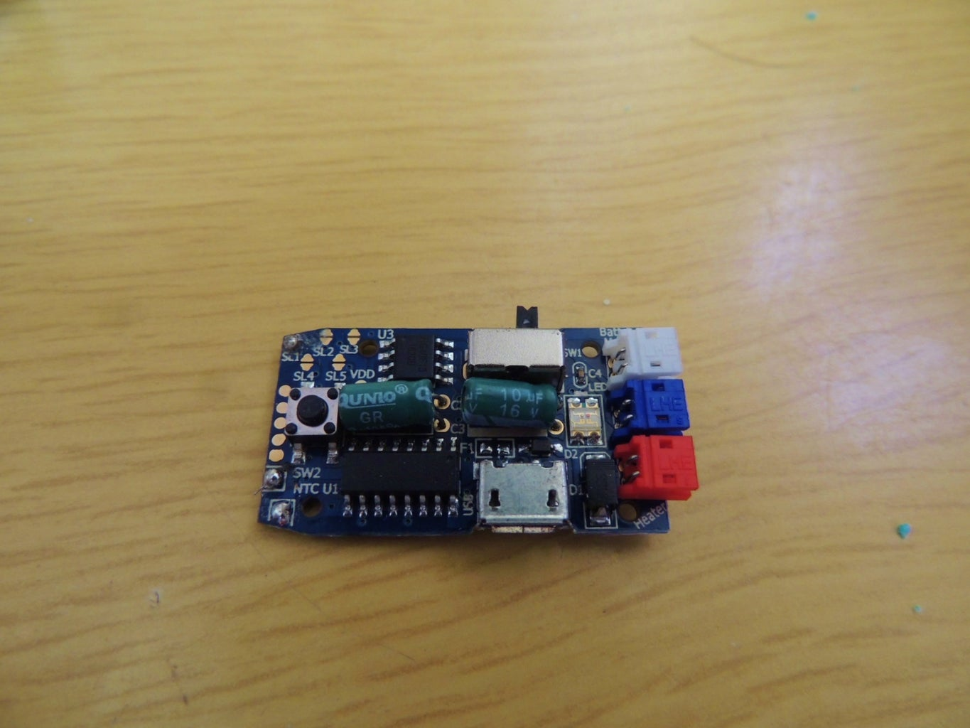 Modifications for the Circuit Board