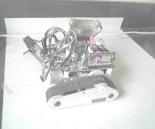 Robot Movement Distance Control