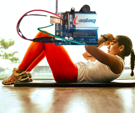 Simple Arduino Sit-up Judge
