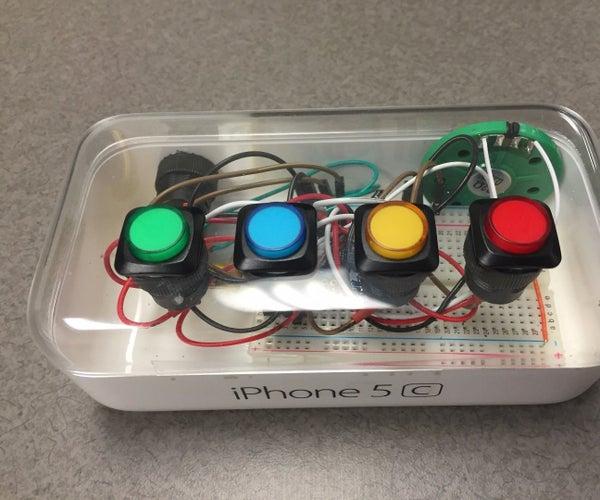 Arduino Simon Says Game