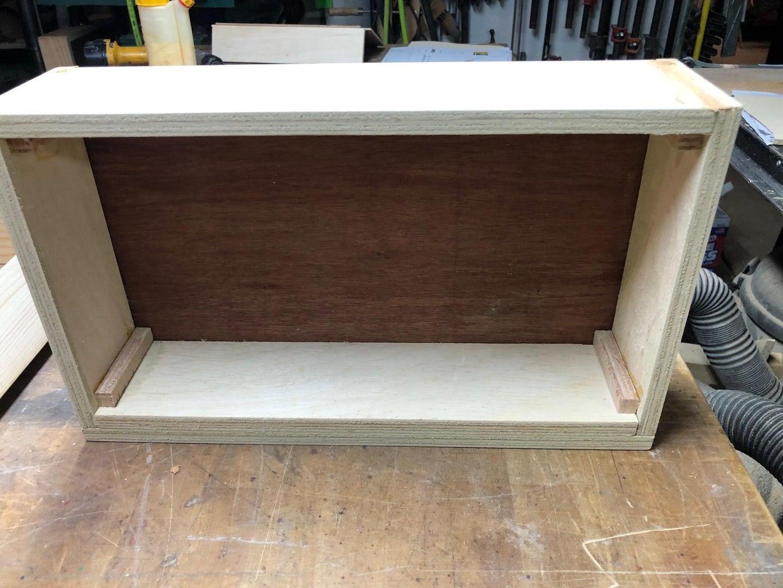 Building the Scoreboard Case