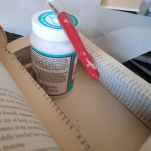 Glueing the Pages