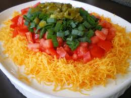Ultra-Easy, One Minute, Three Ingredient Mexican Dip