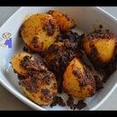 Tandoori Potato