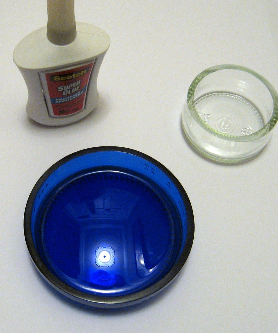 Tealight Holder: Continued