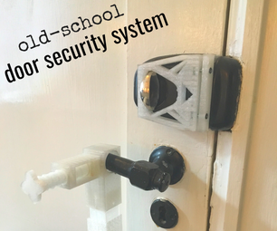 Old-school Modular Door Securement - Reinvented (+Fusion 360 How To)
