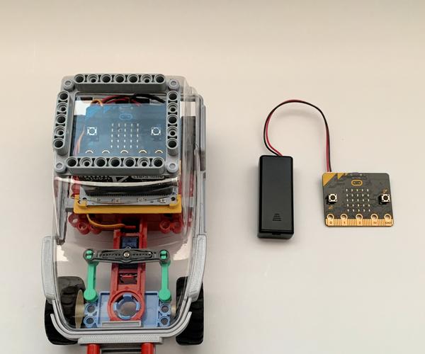 Start Up Guide 2021 for Valenta RC Car With X2 Micro:bits (V1/V2)