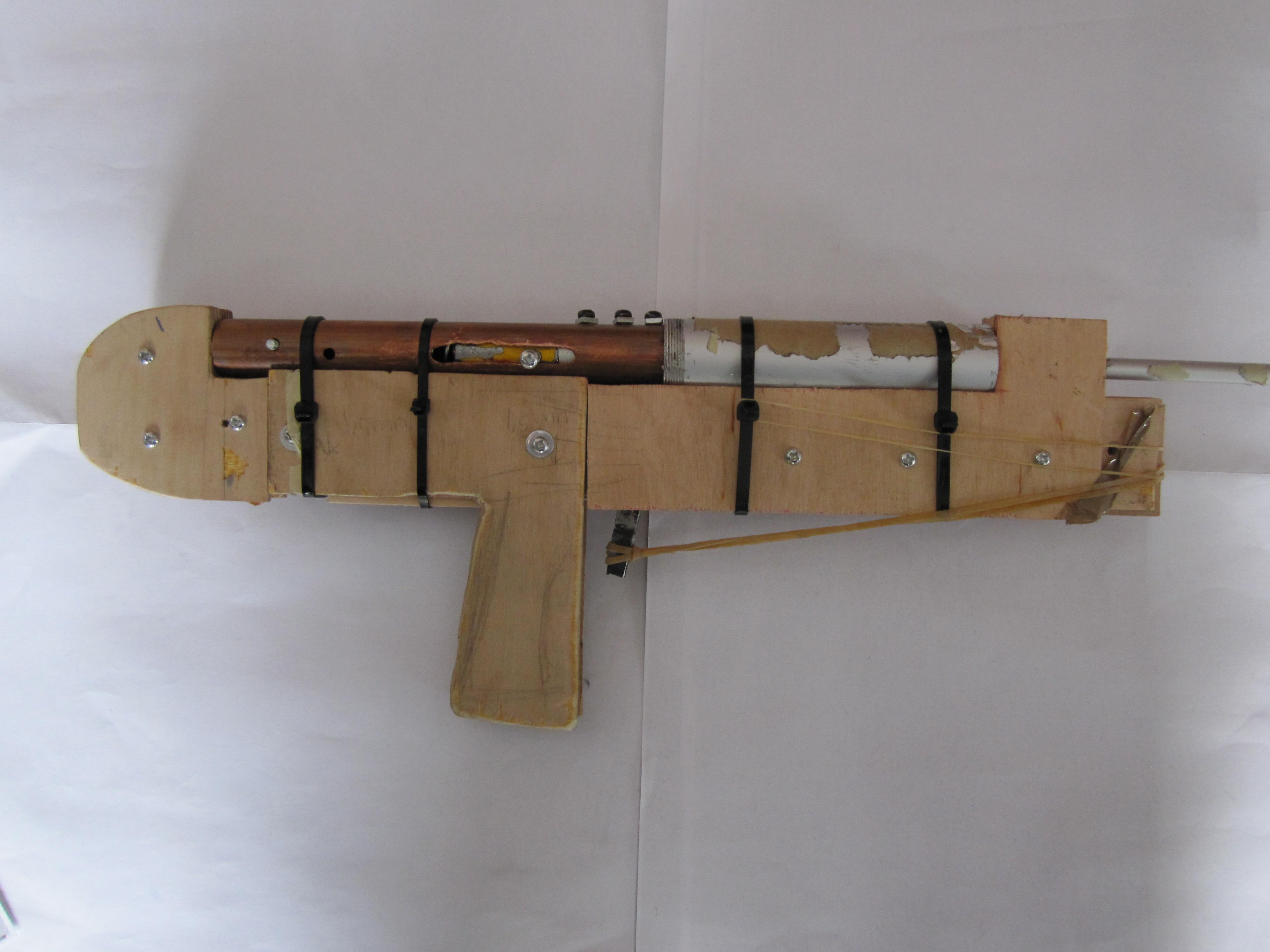 How to make a very powerful BB gun