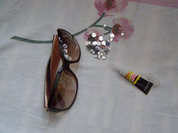 Easy Lady Gaga Style Sunglasses