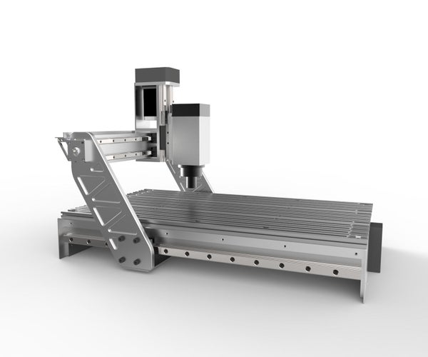 Building Your Own CNC Router/milling Machine