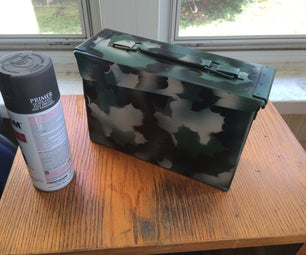 How to Paint Camouflage