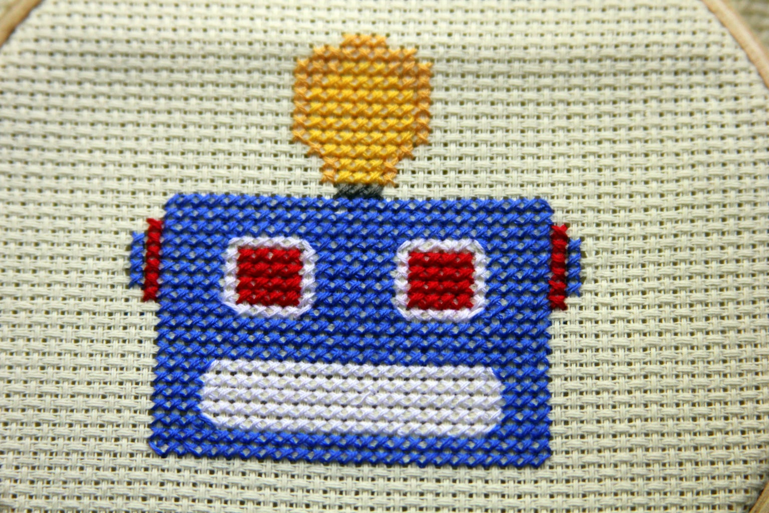 Stitch Your Design!