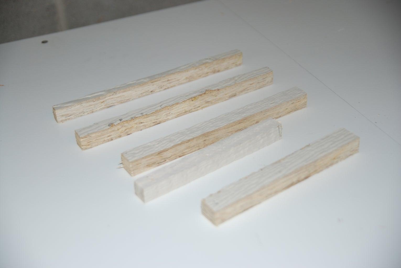 Prepare Sticks