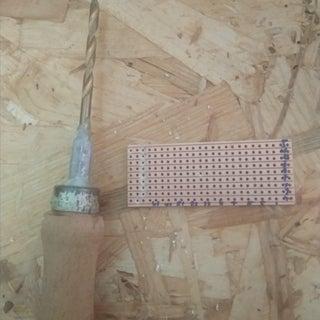 Stripboard Track Cutter