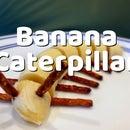 DIY BANANA CATERPILLARS (HEALTHY KIDS SNACK)