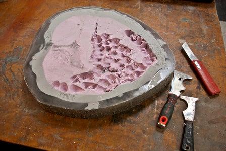 Preparing Mold for Vacuum Forming