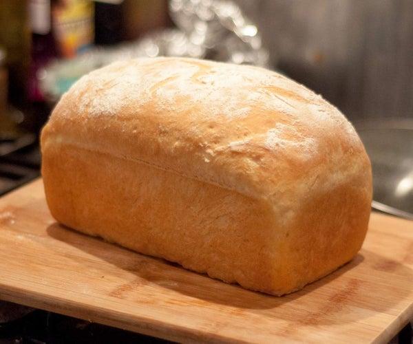 Perfect Bread - Super Soft White Farmhouse Loaf