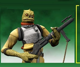 Bossk's Hounds Tooth Ship (Star Wars)