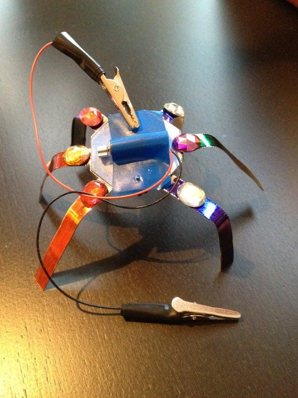 Mibi the Bug Robot