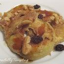 Raw Vegan Apple Pancakes