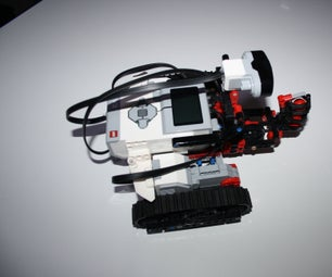 Lego Ev3 Build for Learning Programing and Robotics