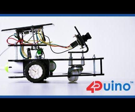 SpyBot Using 4Duino-24