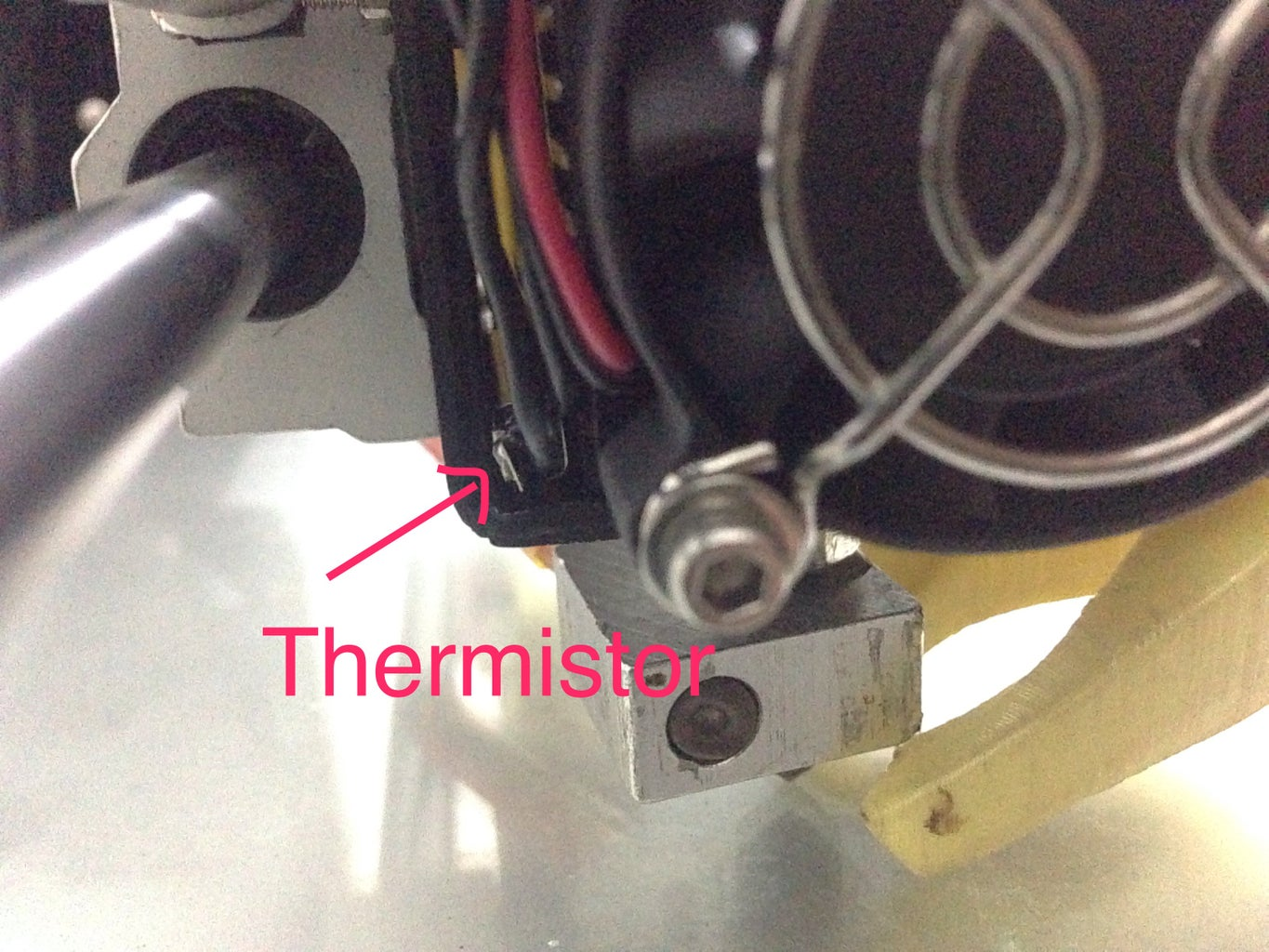 Silent and on Demand Extruder Cooling Fan Circuit for Anet A8