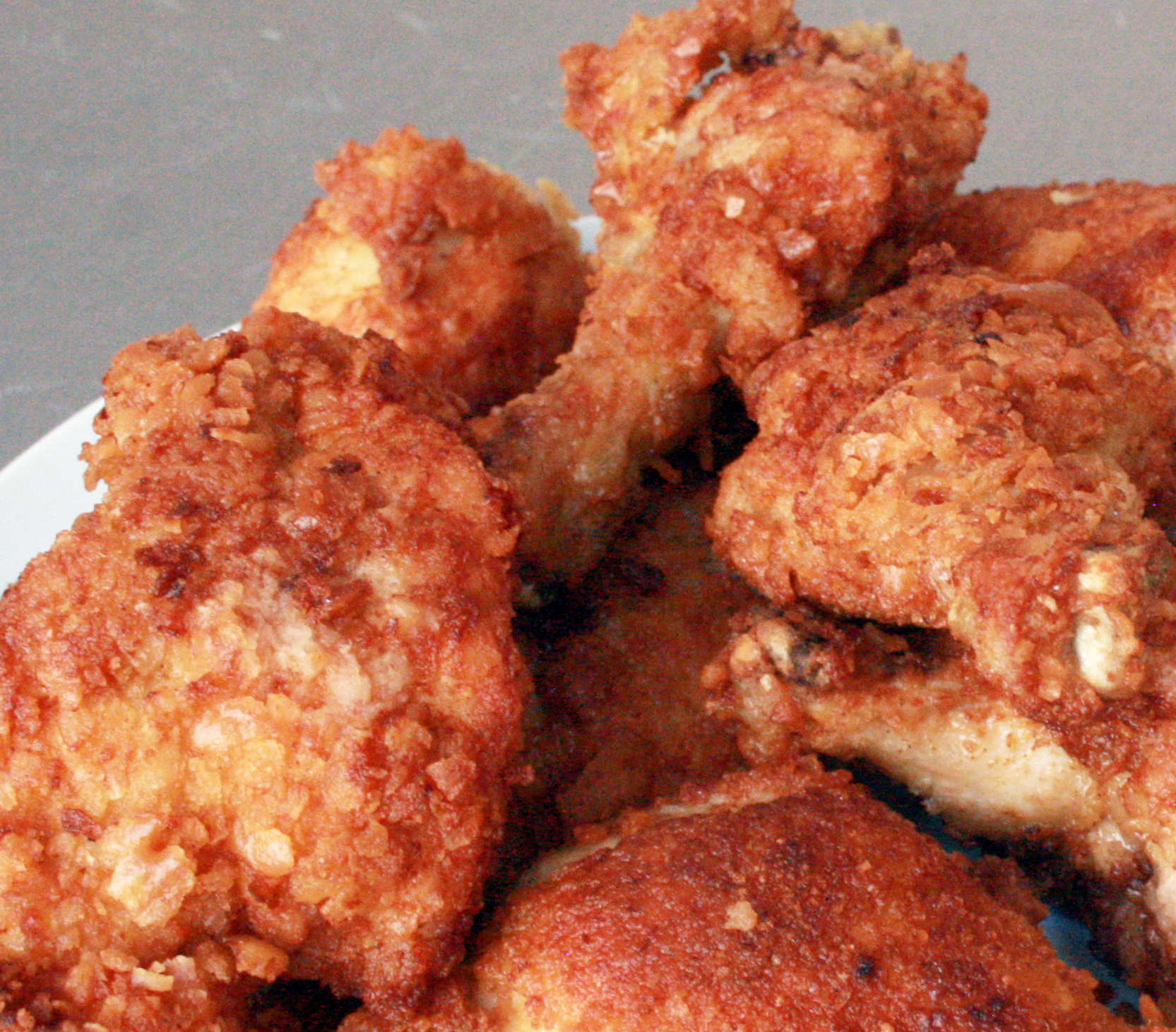 Easy Crispy Fried Chicken